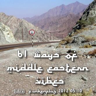 Iskra - Funkenflug 2012-05-10: 61 Ways of Middle Eastern Vibes