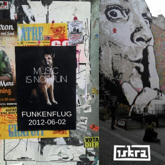 Funkenflug 2012-06-02: Music Is Not Fun