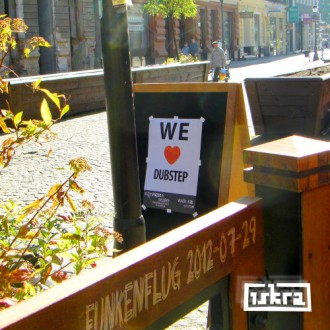 Iskra - Funkenflug 2012-07-29: Wir lieben Dubstep