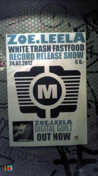 Zoe.Leela Record Release Party